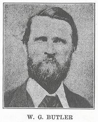 """William Green """"Bill"""" Butler, Sr"""