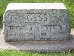 Thomas Benton Gess