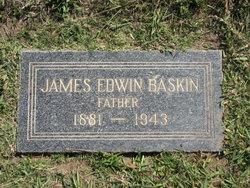 James Edwin Baskin