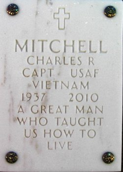 Charles R. Chuck Mitchell