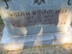 William Monroe Meek