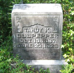 Tandy Key Culpepper