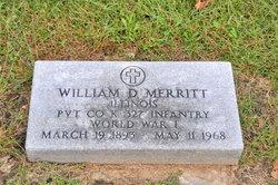 William D. Merritt