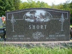 Gary Wayne Short