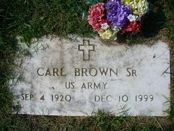 Carl Brown, Sr