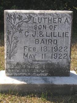 Luther A. Baird