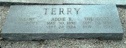 Addie <I>Robinson</I> Terry
