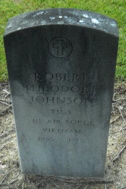 Robert Theodore Johnson