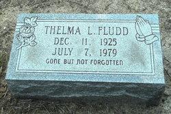 Thelma L Fludd