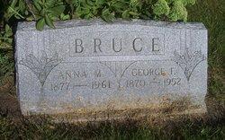 Anna Martha <I>Clark</I> Bruce