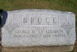 George D Bruce