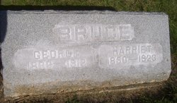 Harriet <I>Maples</I> Bruce