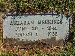 "Abraham ""Abe"" Meekings"