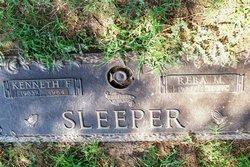 Reba M. <I>Sandlin</I> Sleeper