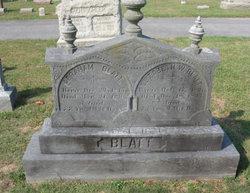 Elizabeth W. <I>Gerhart</I> Blatt