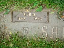 Eva M <I>Franz</I> Salts