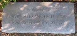 David Alexander Lindsay