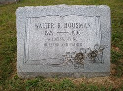 "Walter R ""Mickey"" Housman"