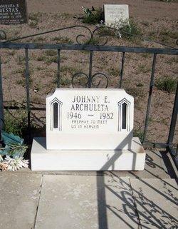 Johnny Eli Archuleta