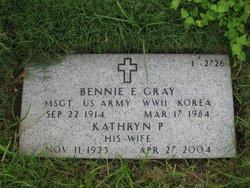 Bennie E Gray
