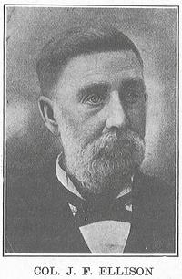 "Col James F. ""Jim"" Ellison, Sr"