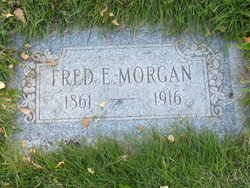 Fred E Morgan