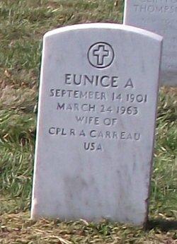 Eunice A Carreau