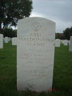 Abel Maldonado Alaniz