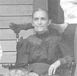 Mary Ann Malissa <I>Slay</I> Abernathy