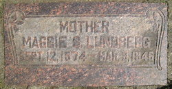 "Margaret ""Maggie"" <I>Southworth</I> Lundberg"