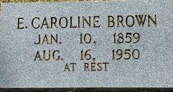 Easter Caroline Brown