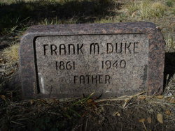 "Francis Marion ""Frank"" Duke"