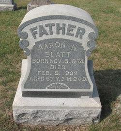 Aaron N Blatt