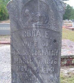 Cora E. <I>Slay</I> Abernathy