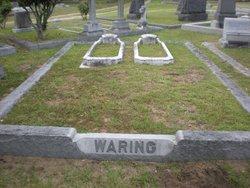 Anna Thomasine <I>Waties</I> Waring