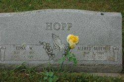 "Alfred Friedrich ""Butch"" Hopp"