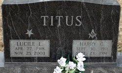 Harry G. Titus