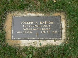 Joseph Anthony Raskob