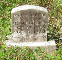 Mary Effie Garrison