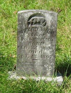 Howard Ryan Halsell