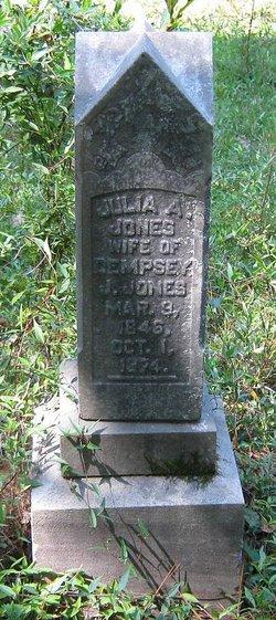Julia A. Jones