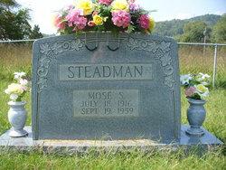 Mose Silas Steadman