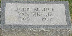 John Arthur Van Dyke, Jr