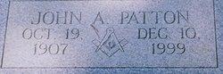 John A. Patton