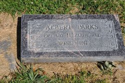 Albert R Parks