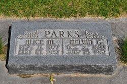Melvin Giles Parks