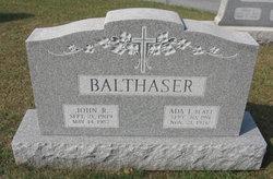 Ada Irene <I>Blatt</I> Balthaser