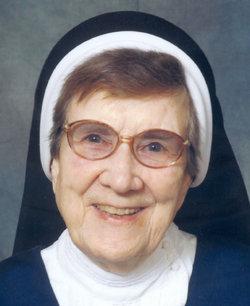 Sr Mary Petronilla Coss