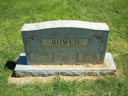 Mary Esther <I>Hawver</I> Bowen