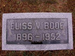 Eliss V. <I>Varady</I> Booe
